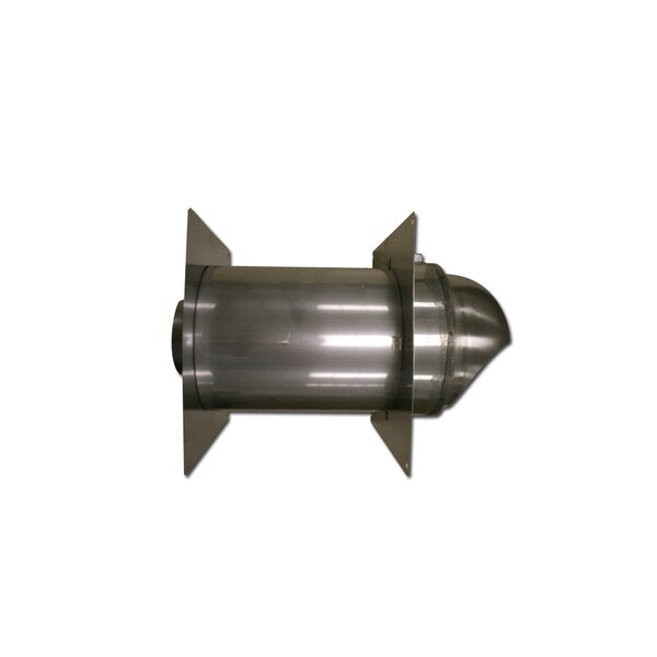Wall Thimble for Thick Wall by Noritz