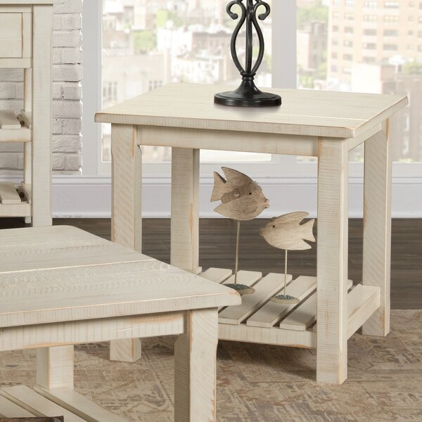 Benefield End Table by 17 Stories