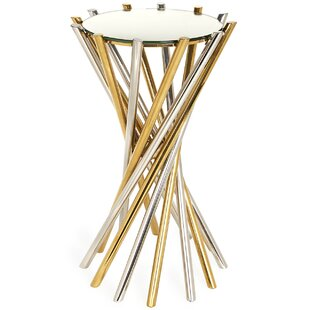 Electrum Accent Table by Jonathan Adler