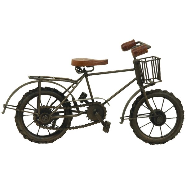 Paramount Eclectic Bicycle Replica Vehicle by Winston Porter