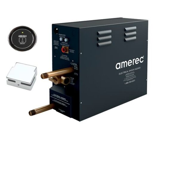 7.5 kW Steam Generator Control by Amerec