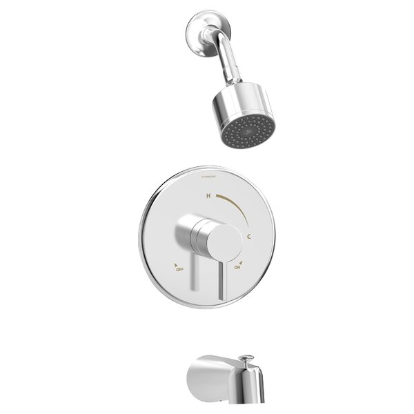 Dia Complete Shower System by Symmons Symmons