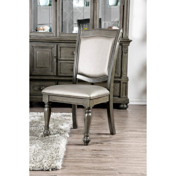 Westover Upholstered Dining Chair (Set of 2) by Ophelia & Co.