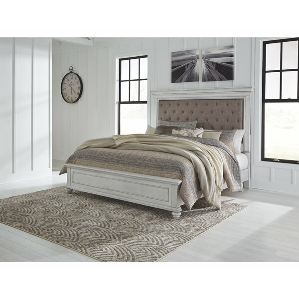 Conard Upholstered Standard Bed by Ophelia & Co.