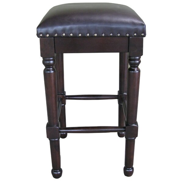 Kensett Bar Stool (Set of 2) by Charlton Home