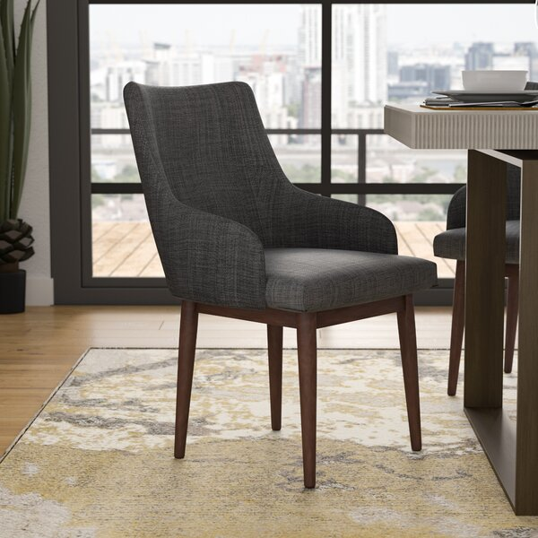 Vinton Arm Chair (Set of 2) by Wade Logan