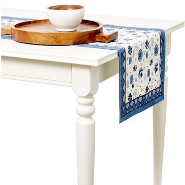 Fleur Sauvage Table Runner by Couleur Nature