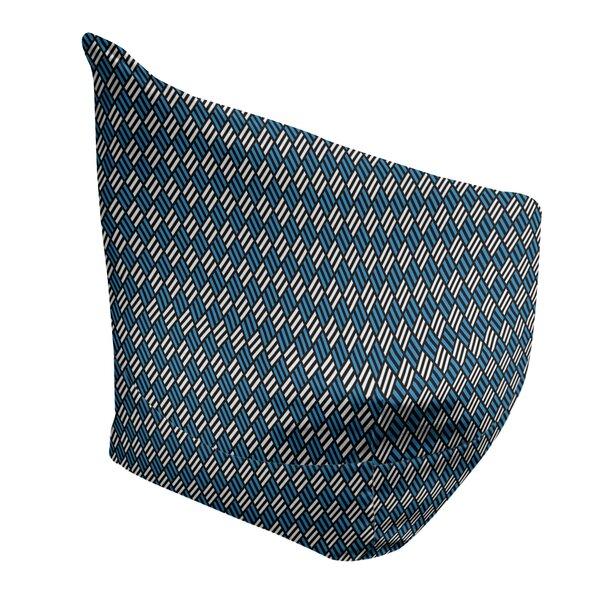 Leffel Small Bean Bag Chair & Lounger By Ebern Designs
