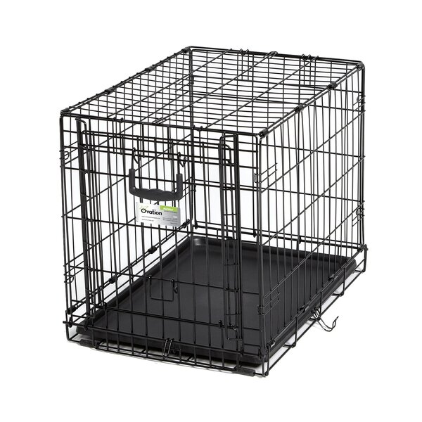 Ovation Single Door Pet Crate by Midwest Homes For Pets
