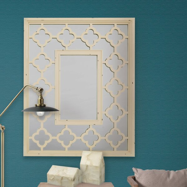 Blencoe Accent Mirror by Rosdorf Park