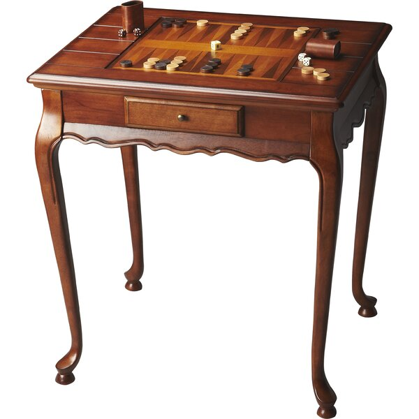 29 Warren Square Multi-Game Table by Astoria Grand