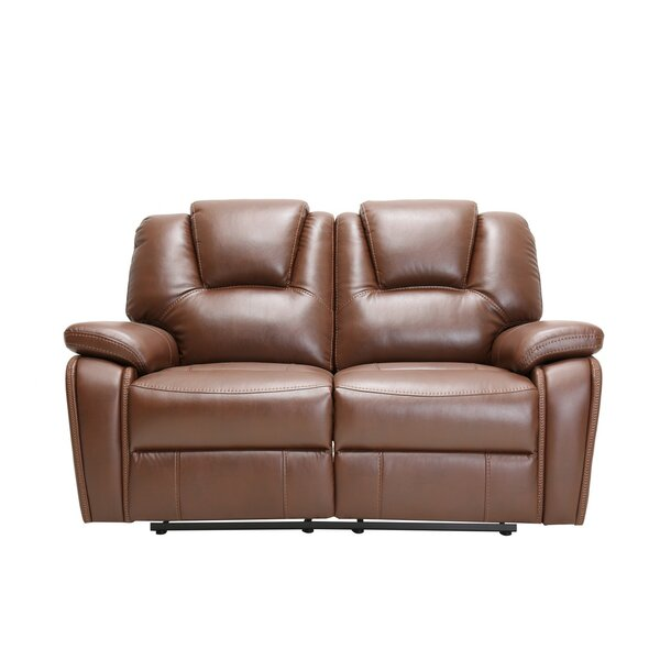 Trendy Jamiya Reclining Loveseat by Latitude Run by Latitude Run