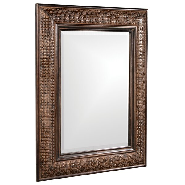 Leigh Accent Mirror by World Menagerie
