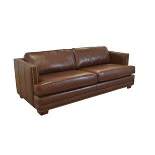 Millbury Leather Sofa