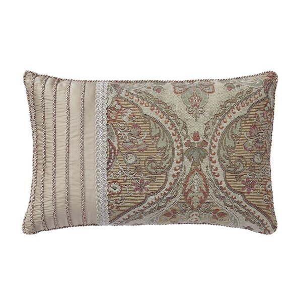 Birmingham Boudoir Pillow by Croscill Home Fashions