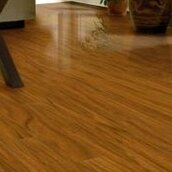 Grand Illusions 5 x 48 x 12mm Laminate Flooring in Tigerwood by Armstrong Flooring