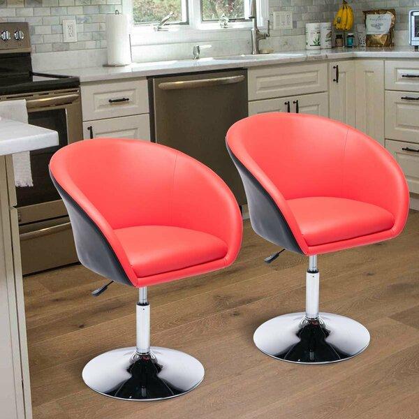 Pleasing Martens Egg Shaped Barber Salon Tufted Adjustable Height Uwap Interior Chair Design Uwaporg