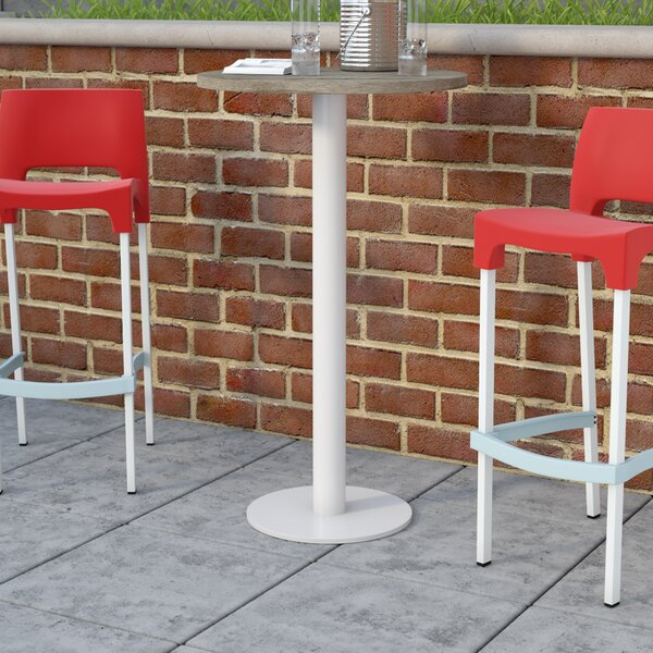 Caspian Bar Table by Sol 72 Outdoor Sol 72 Outdoor