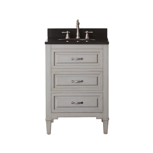 Batts 25 Single Bathroom Vanity Set by Alcott Hill