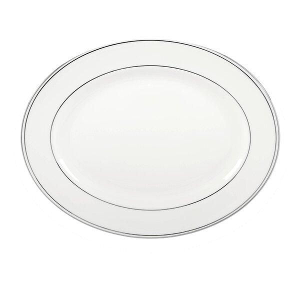 Federal Platinum Bone China Platter by Lenox