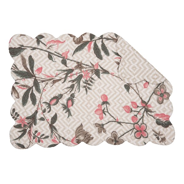 Epperly 19 Placemat (Set of 6) by August Grove