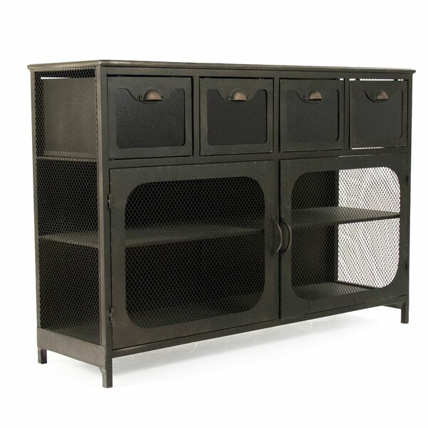 Kao Console 2 Door Accent Cabinet by Gracie Oaks