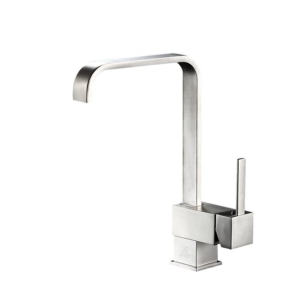 Sabre Single Handle Kitchen Faucet by ANZZI