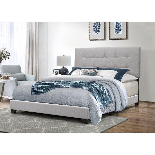 Inverleigh Queen Upholstered Platform Bed by Latitude Run