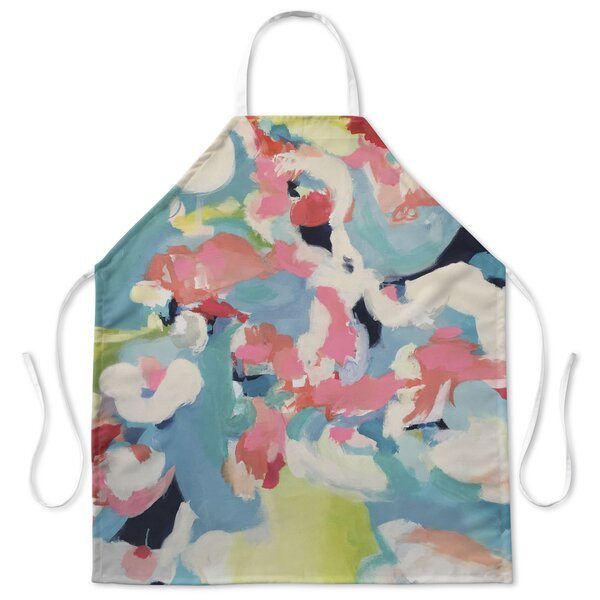 Apron with Single Sided Print by Brayden Studio