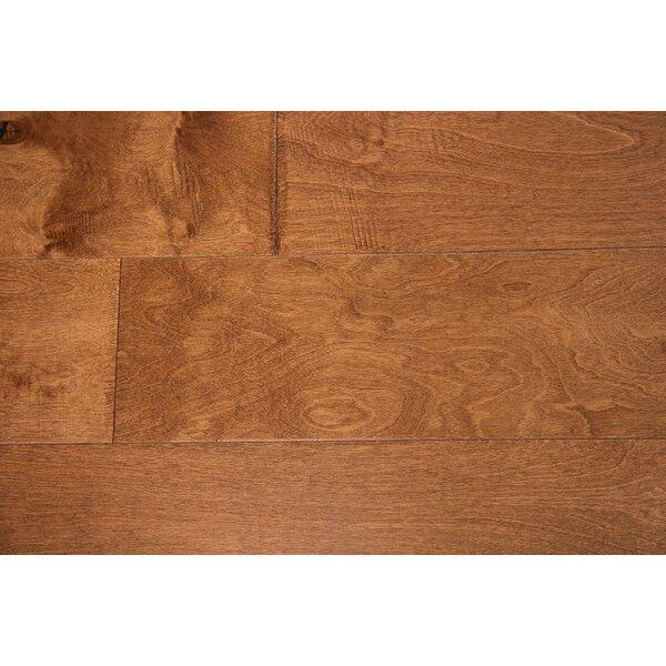 Athens 6-1/2 Engineered Birch Hardwood Flooring in Cardamom by Branton Flooring Collection