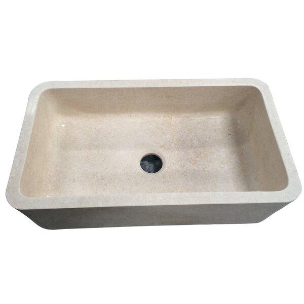 Chandra 30 L x 20 W Farmhouse Kitchen Sink