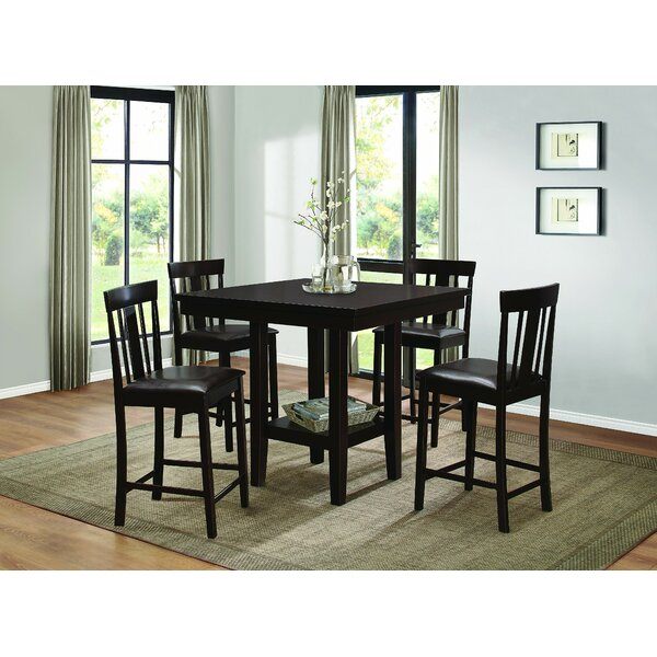 Diego 5 Piece Dining Set by Homelegance