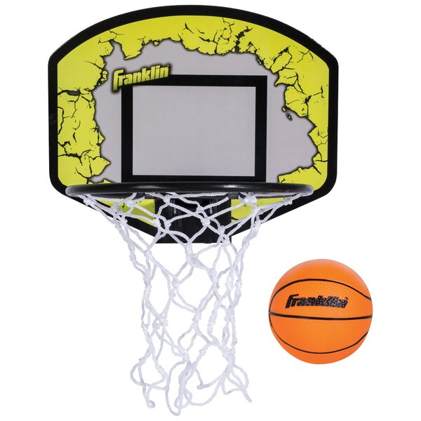 5 Piece Go-Pro Basketball Hoop Set by Franklin Sports