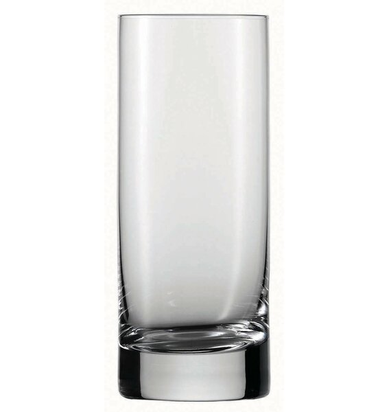 Paris Tritan 11 oz. Glass Highball Glass (Set of 6) by Schott Zwiesel