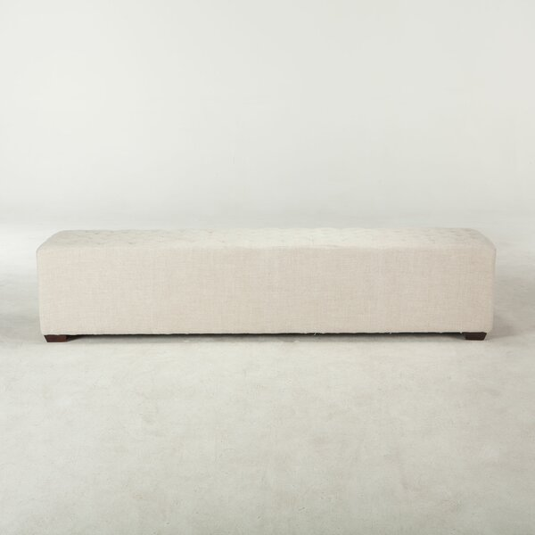 Myres Upholstered Bench by Charlton Home