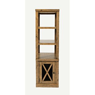 Telluride Bookcase Set and Bridge for Entertainment Center