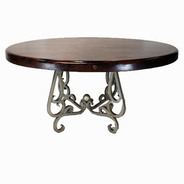 Borland Dining Table by Fleur De Lis Living