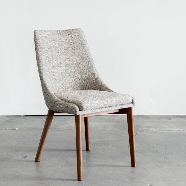 Fasano Upholstered Dining Chair (Set of 2) by Wrought Studio