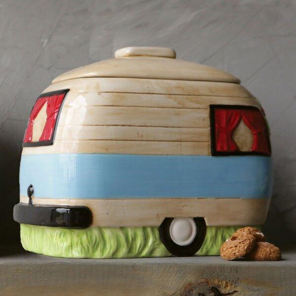 Camper Cookie Jar by Loon Peak