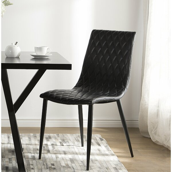 Oloran Upholstered Dining Chair (Set of 2) by Union Rustic