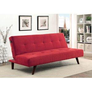 Queenscliff Tufted Futon Convertible Sofa