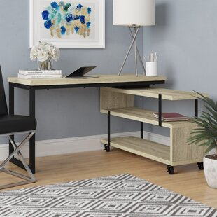 Nordin L-Shaped Desk