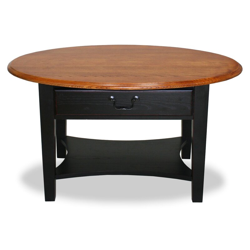 Room And Board Oval Coffee Table