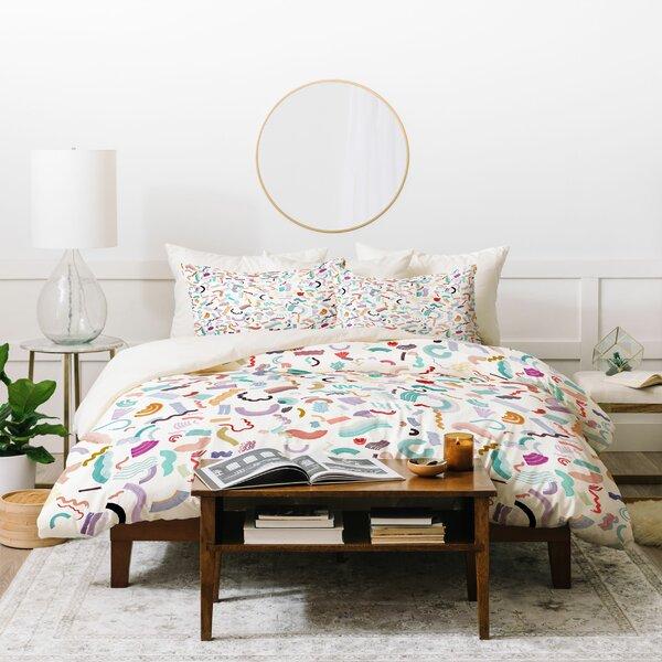 Ninola 3 Piece Duvet Set by East Urban Home