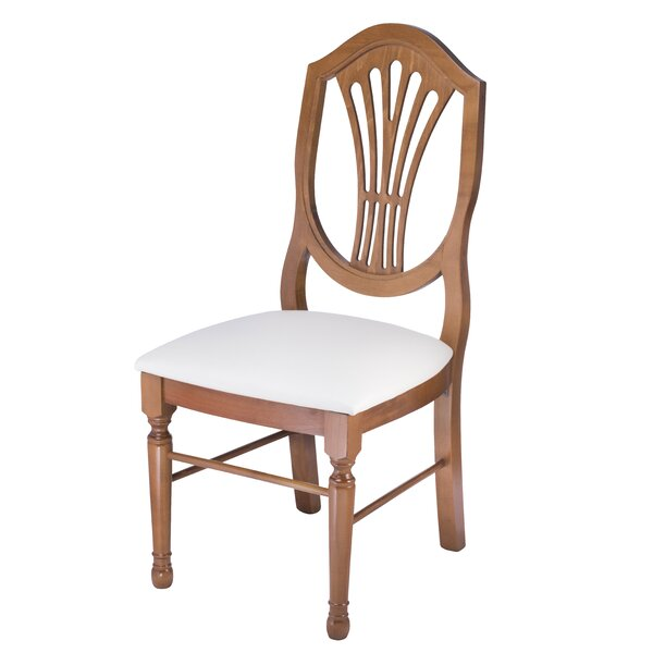 Sakai Solid Wood Dining Chair by Charlton Home Charlton Home