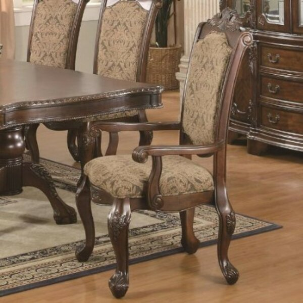 McCusker Upholstered Dining Chair (Set of 2) by Astoria Grand