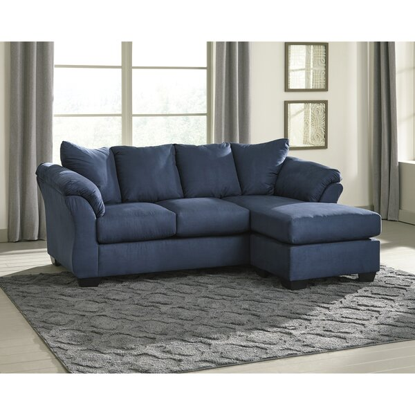 Parthena Right Hand Facing Sectional By Red Barrel Studio