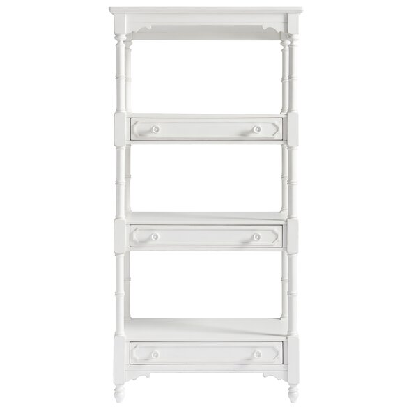 Tennille Standard Bookcase by August Grove