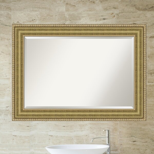 Rennerdale Rectangle Wall Mirror by Darby Home Co