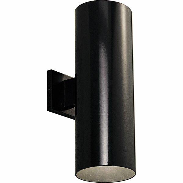 Novack 2-Light LED Outdoor Sconce by Brayden Studio